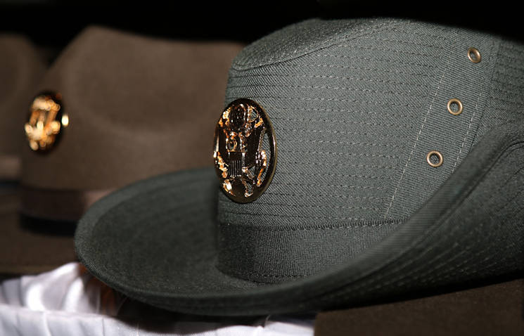 In February 1972, six Woman Army Corps noncommissioned officers from Fort McClellan, Ala., enrolled in the Drill Sergeant Program at Fort Jackson, S.C. Upon graduation, they were authorized to wear the newly designed female drill sergeant hat that was designed by Brig. Gen. Mildred C. Bailey. The design was taken from the Australian Bush Hat and was originally beige. The color changed to green in 1983 and remains in effect today. (U.S. Army Reserve Photo by Maj. Michelle Lunato - March 8, 2017)