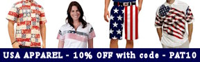 USA Apparel with 10% discount