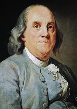 Benjamin Franklin ... Founding Father, Statesman, and Great Amerincan Patriot