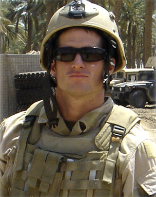 Navy Seal Petty Officer Michael A. Monsoor - Medal of Honor Recipient (KIA in Ar Ramadi, Iraq on Sept. 29, 2006)
