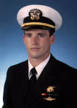 Navy Seal Lieutenant Michael P. Murphy - Medal of Honor Recipient (KIA on June 28, 2005 in Afghanistan)