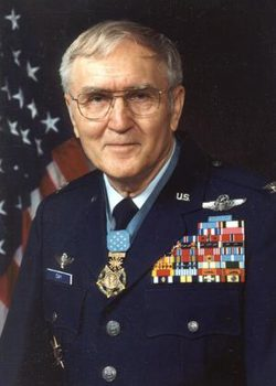 "Medal of Honor recipient George ""Bud"" Day was an Air Force colonel and command pilot who served during World War II, Korea and Vietnam. (Courtesy photo)"