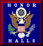USA Patriotism! Honor Halls