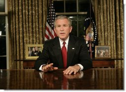 USA Patriotism! ... President George W. Bush's Address on Fifth Anniversary of September 11th & War on Terror (September 11, 2006)