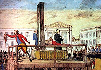 Execution of King Louis XVI
