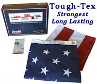 Tough Tex American Flags - Strongest, Longest Lasting!